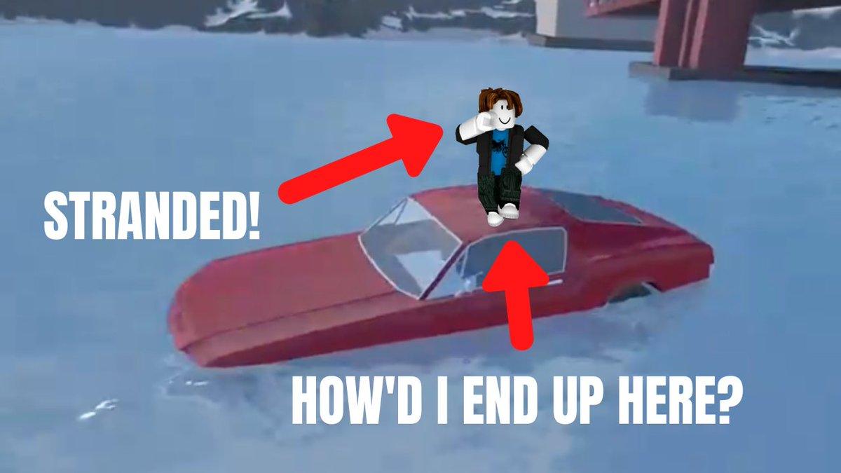 INSANE TRICKS!   Roblox Driving Simulator Funny Moments  via @YouTube  #roblox #smallyoutuber #funny #clean