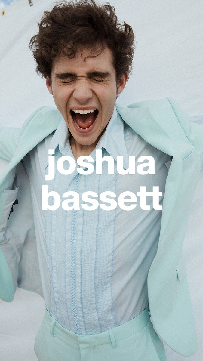 Introducing triple threat heartthrob... @joshuatbassett! Learn even more about the multi-talented star via our Fleets!   #MTVIntroducing #joshuabassett