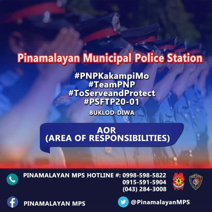 On January 25, 2021 at about 6:00 AM, PSFTP BUKLOD DIWA CL 2020-01 PINAMALAYAN MPS had their polishing AOR around the vicinity of Pinamalayan MPS and the PTs Barracks, as part of their preventive measures against Covid-19.  #TeamPNP #ToServeandProtect #PNPKakampiMo