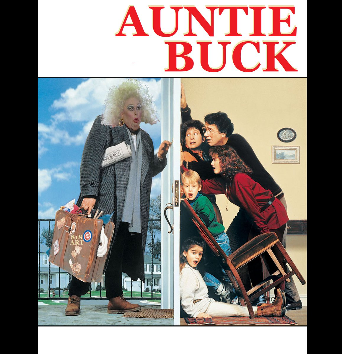 #OppositeAMovieSweeps Auntie Buck  #hashtag