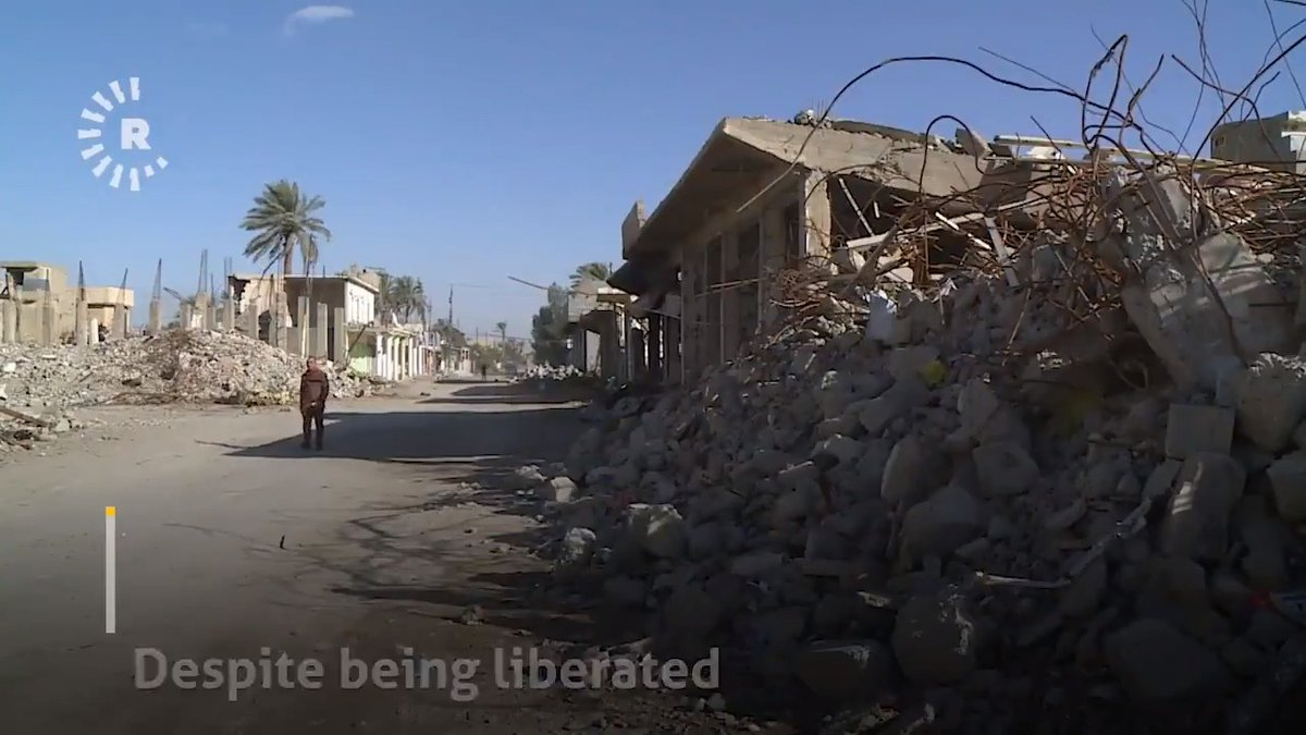 Residents of Salahaddin's Baiji struggle to rebuild life in their city Read more: rudaw.net/english/middle…