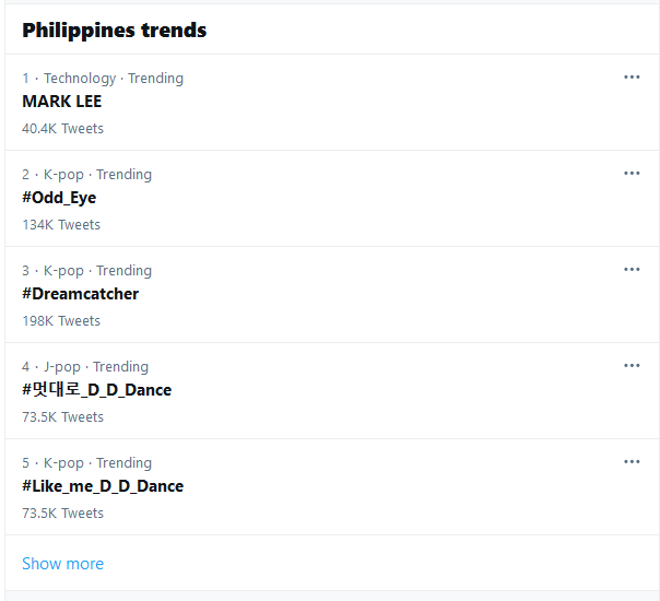 Dreamcatcher is trending!!! #OddEye #Dystopia #RoadTo_Utopia #Dreamcatcher