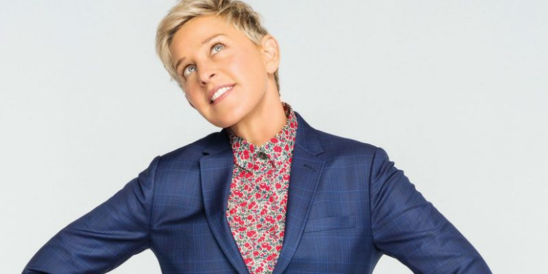 Happiest of birthdays,  @TheEllenShow ! I hope that your birthday is filled with nothing but joy and laughter. The same thing you have given me all these years. May 63 be your best year yet! 💙 #ellen63 #HappyBirthdayEllenDeGeneres