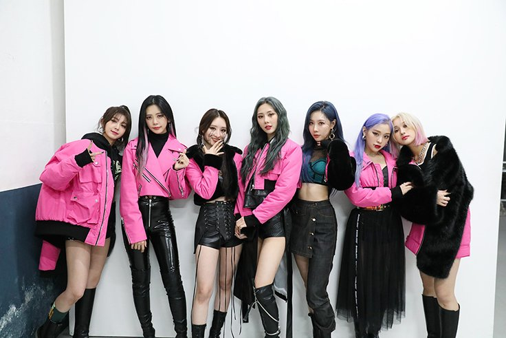 THEY LOOK FANTASTIC AND DID AND AMAZING JOB!!  #Dreamcatcher #드림캐쳐 #Dystopia #Road_to_Utopia #오드아이 #Odd_Eye