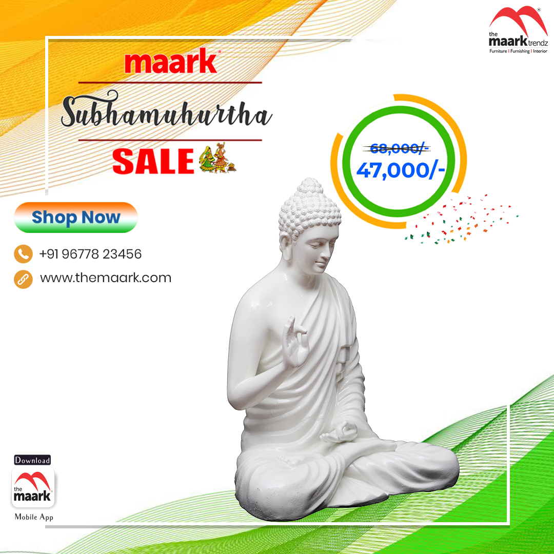 Make your family occasion more special with Maark Subhamuhurtha Sale. Decor Save upto 50% Enhance your lifestyle with The Maark. Visit : http//: to choose among 2000+ range.. or call : 9677823456 #Maark #decor#Subhamuhurtha Sale #Pongal