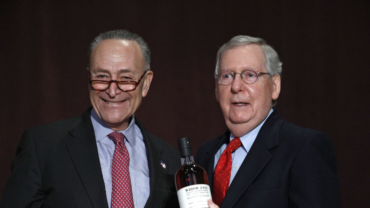 The only way a new #MAGAParty would do anything other than make sure Democrats never lost another election. Is if it's votes were combined with Republicans. So let's concentrate on primaring the #RINO'S. We'll start with #ImpeachmentDay for #MitchMcConnell. He likes Mpchmt idea!