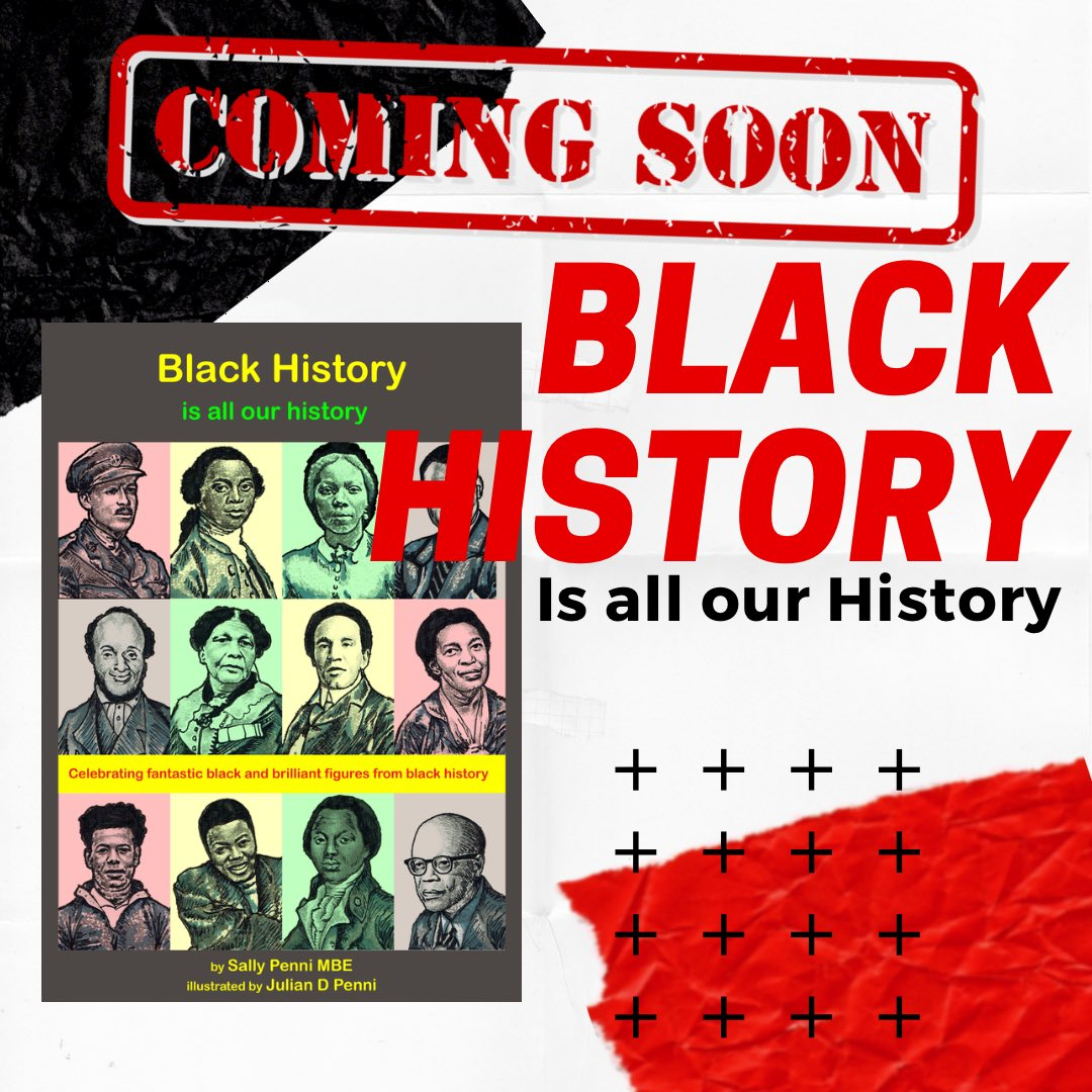 Black History, is all our History book COMING SOON 🔜📖  #blackhistory #history #blacklivesmatter #blackouttuesday #blacklove #blackexcellence #blackculture #culture #book #bookstagram #blm #blmmovement #blm✊🏾 #blmuk #lookupto #rolemodel #aspire #author #authorssupportingauthors