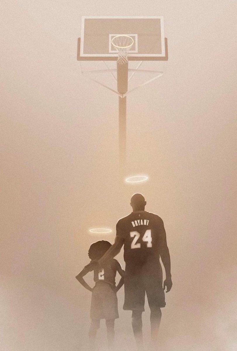 1 ans déjà... tu nous manques Kobe  #MambaForever 💜💛