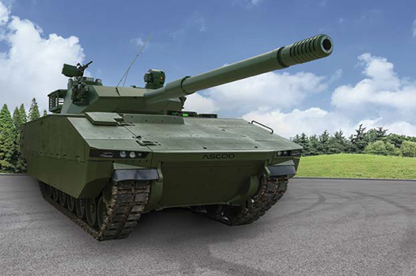 @ElbitSystemsLtd Awarded $172 Million Contract to Supply Light #tanks to a Country in Asia-Pacific  #AsiaPacific