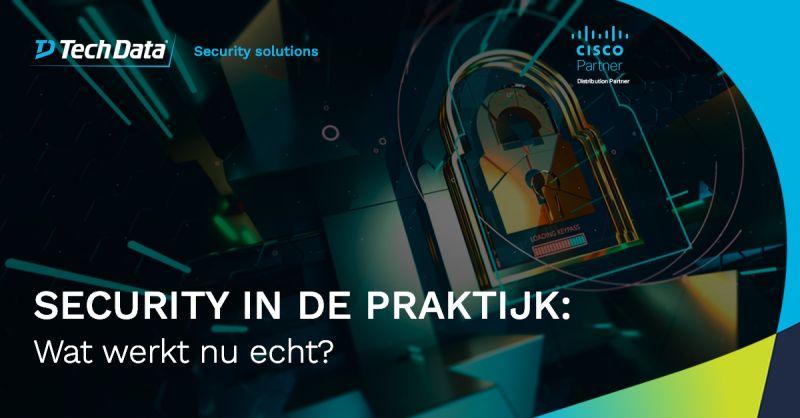 #Security omvat meerdere aspecten. Maar waar…