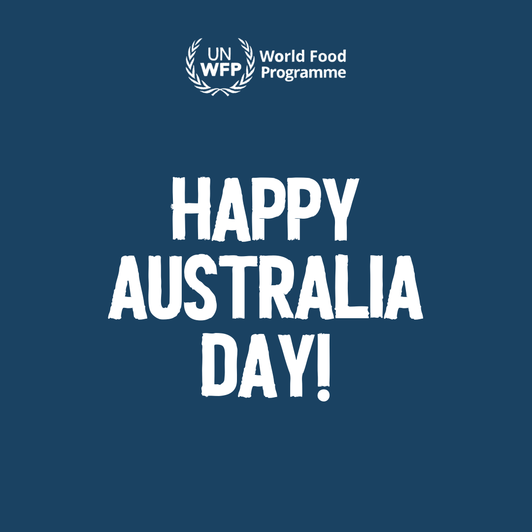Happy #AustraliaDay! Thank you for helping us provide assistance to #Lebanon's most vulnerable people especially as the country now faces multiple crises. 🇦🇺 @SafirAustralia @dfat