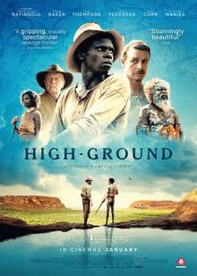 We went and saw High Ground today, which seemed fitting.  Heartbreaking story, but an important one. It's beautifully shot and the Northern Territory looks stunning. Also some terrific performances. Highly recommend.