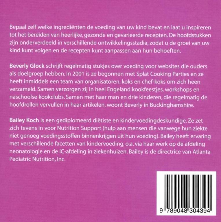 500 baby & peuterrecepten, handige en heerlijke recepten voor kinderen van 0 tot 4 jaar. Dit boek staat vol met handige en heerlijke recepten voor de overstap van flesvoeding naar vaste voeding van uw baby en van dreumes tot peuter. Bestel hier:  #food