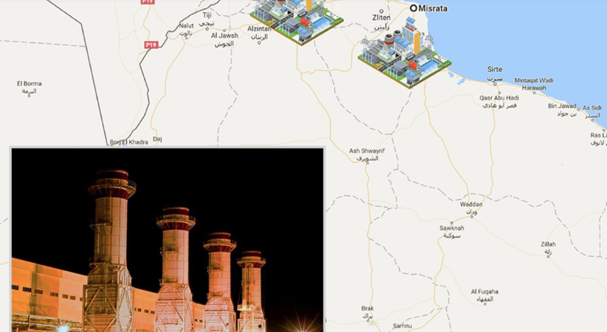 #Libya: The security instabilities since 2011 have gradually deteriorated the country's #electricity situation. The latter is striving to maintain its fleet while building new power plants.