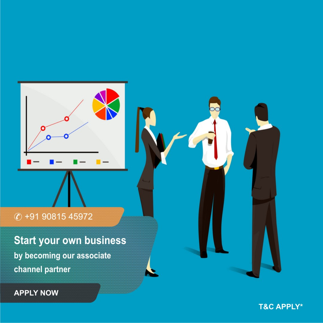Start your own business by becoming our associate channel partner   For more info call now- +91 9081545972   #Associate #associatepartner #business #smallbusiness #smallbusinessowner #partners #extraincome #work  #support #impact #owner #businessowner #buylocal #associatebroker