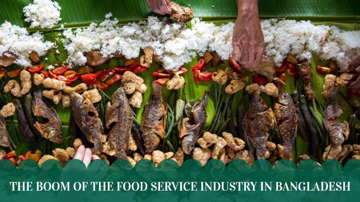 Click on the link the to know about the growth of the food service industry in Bangladesh.  🥘 #cafe #bistro  #food #restaurants #dhaka #lifestyle #bproperty