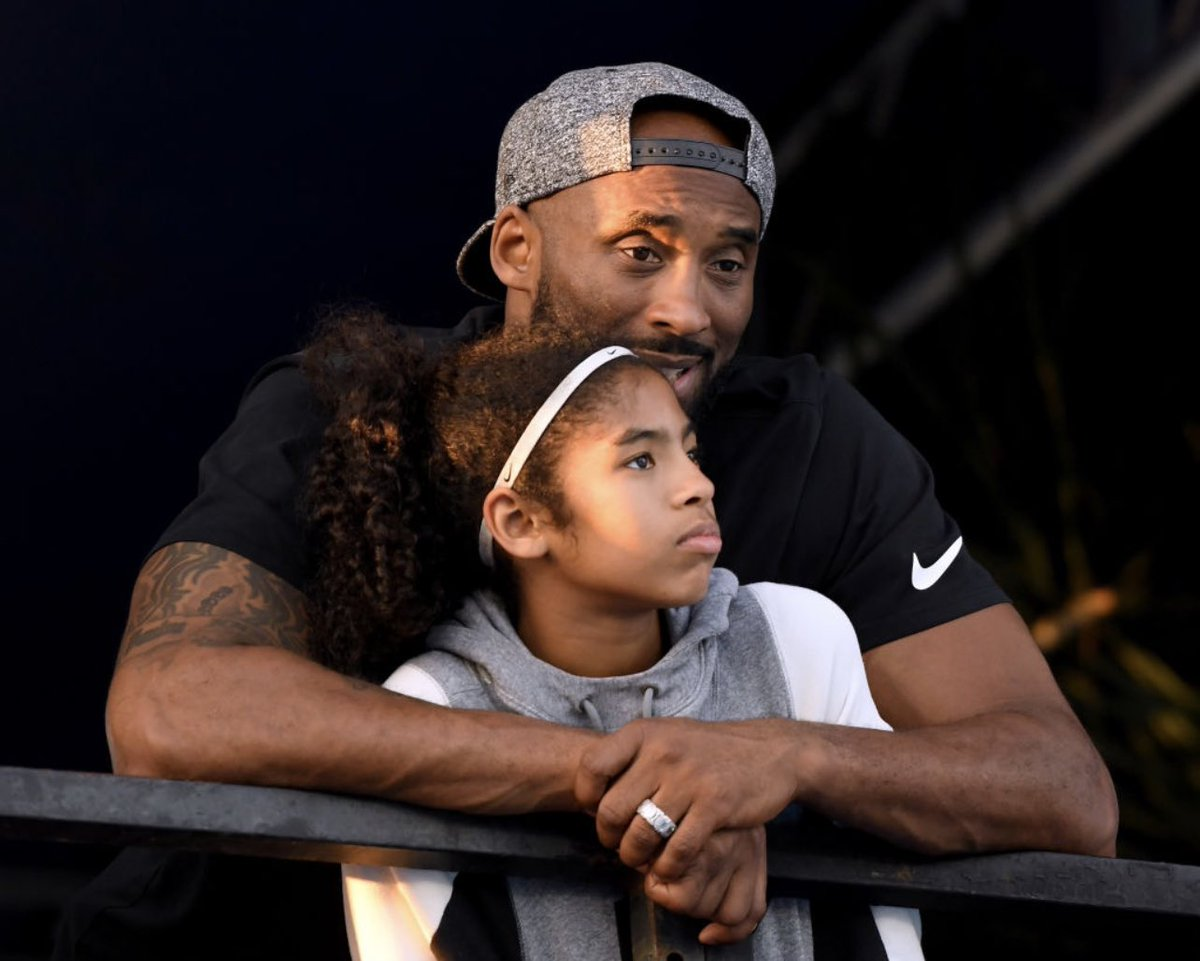 One year ago today is the tragic day when Kobe Bryant & his daughter Gianna along with 7 other people died, in that horrific helicopter crash that shocked the world. He was my favourite basketball player of all time and his will to win could not be matched. #Kobe #MambaForever