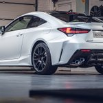 There's only one #LexusRCF Track Edition 'Hakuji' in the UK, and it's for sale. Tempted, @BlackPanthaaYT?
