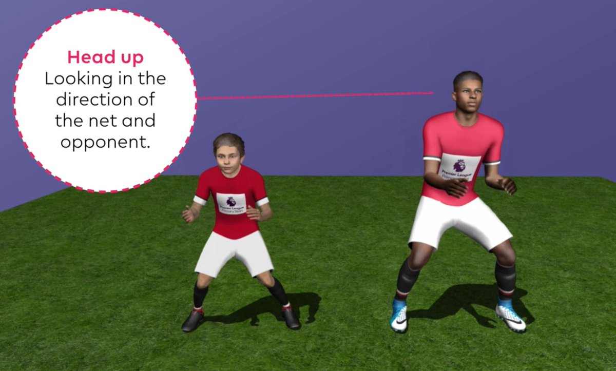 Train like a Footballer with @EASPORTS and @MarcusRashford ⚽️  Ensure movement is part of your lockdown routine:   #PLPrimaryStars