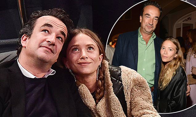 Mary-Kate Olsen, 34, and Olivier Sarkozy, 51, granted a divorce Photo
