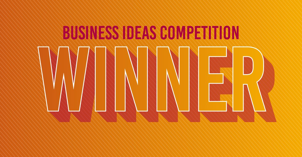 Discover the #winners of the #Business Ideas Competition with our short online announcement on Friday 5 February. What a perfect way to start the weekend? Get that #FridayFeeling and book now: