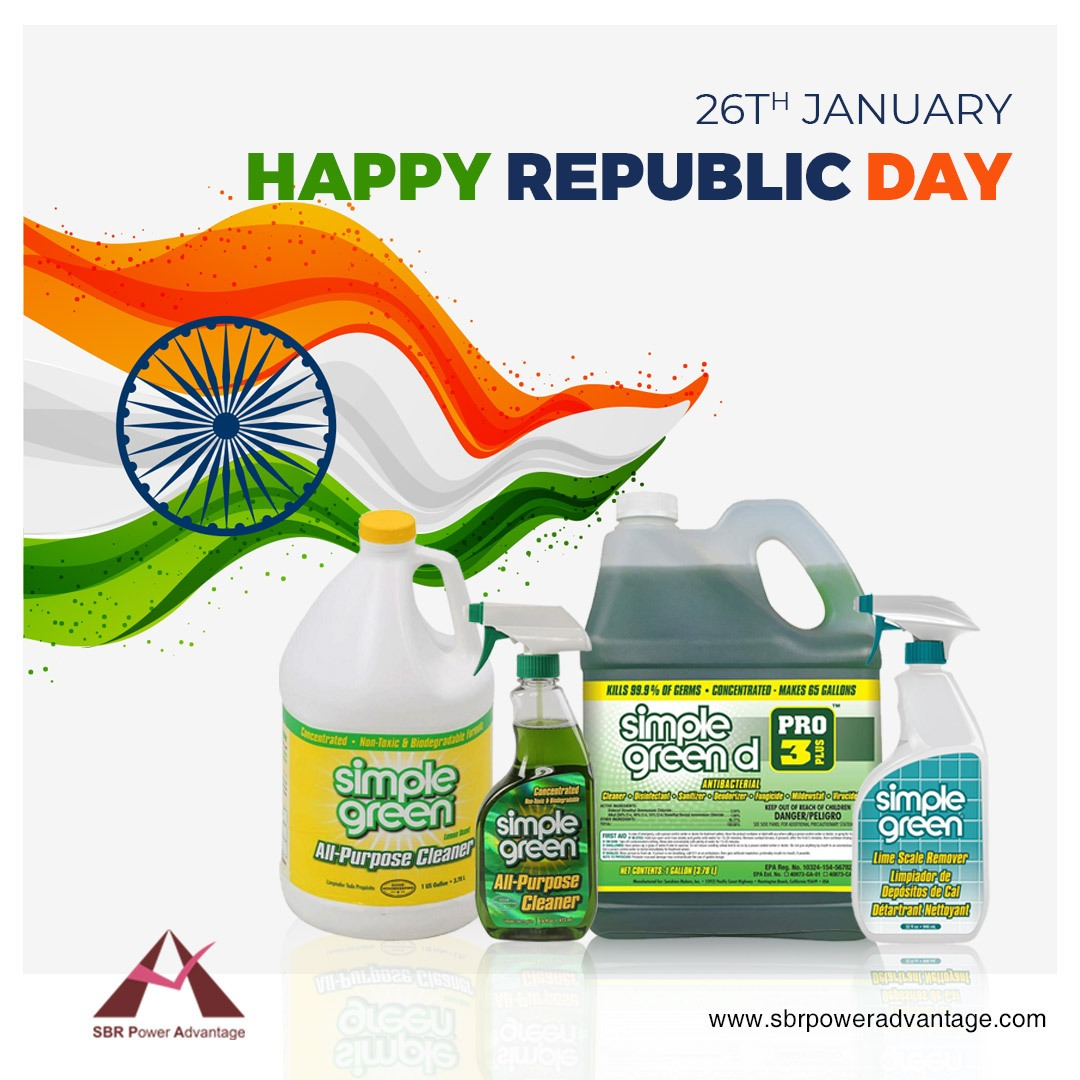Happy Republic Day from our team to yours!  #happyrepublicday #republicday #republicday2021 #india #indiarepublicday #freedom #nation #hero #holiday #sbrpoweradvantage