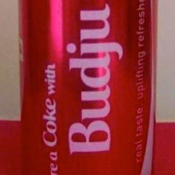 """""""Definition of Budju: Good looking person (Australian Aboriginal Slang) Derived from an Australian Aboriginal language."""" From @TheNorthernMyth archives, 2013. Would you like a c**t with that? When a Coke promotion goes weird.  #Soda #Budju #Buju #ShareACoke"""