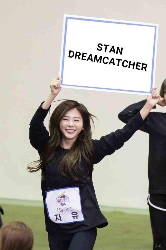 Este es un buen momento para que le den una oportunidad de conocer a #Dreamcatcher créanme no se van a arrepentir son un grupo muy talentoso.  #드림캐쳐 #Dystopia #Road_to_Utopia #오드아이 #Odd_Eye