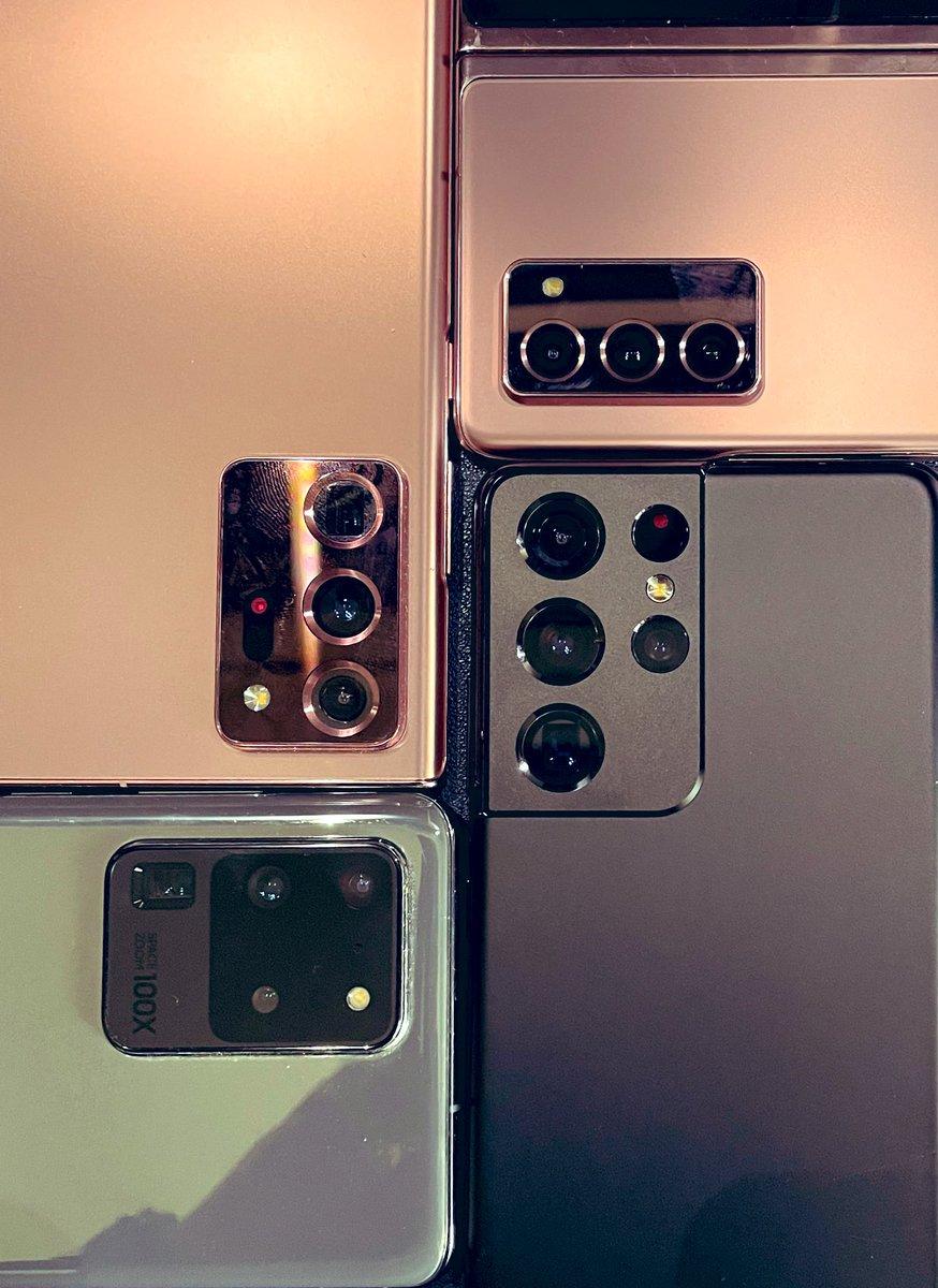@CounterPointTR @SamsungMobileUS @SamsungMobile @Samsung @SamsungBrasil @SamsungEspana @SamsungMobileIN @SamsungUK @SamsungUS @Android @SamsungIndia @Microsoft @Office365 @Outlook @msonenote @onedrive @Xbox @varun_sinha10 @heyyparth @GadgetFreak4U @SamsungNewsIN @BTS_twt @Qualcomm Talking about camera module, the best in Samsung flagship yet i  #GalaxyS21Ultra vs   Galaxy S20 Ultra Galaxy Note 20 Ultra Galaxy Z Fold 2  #SamsungUnpacked