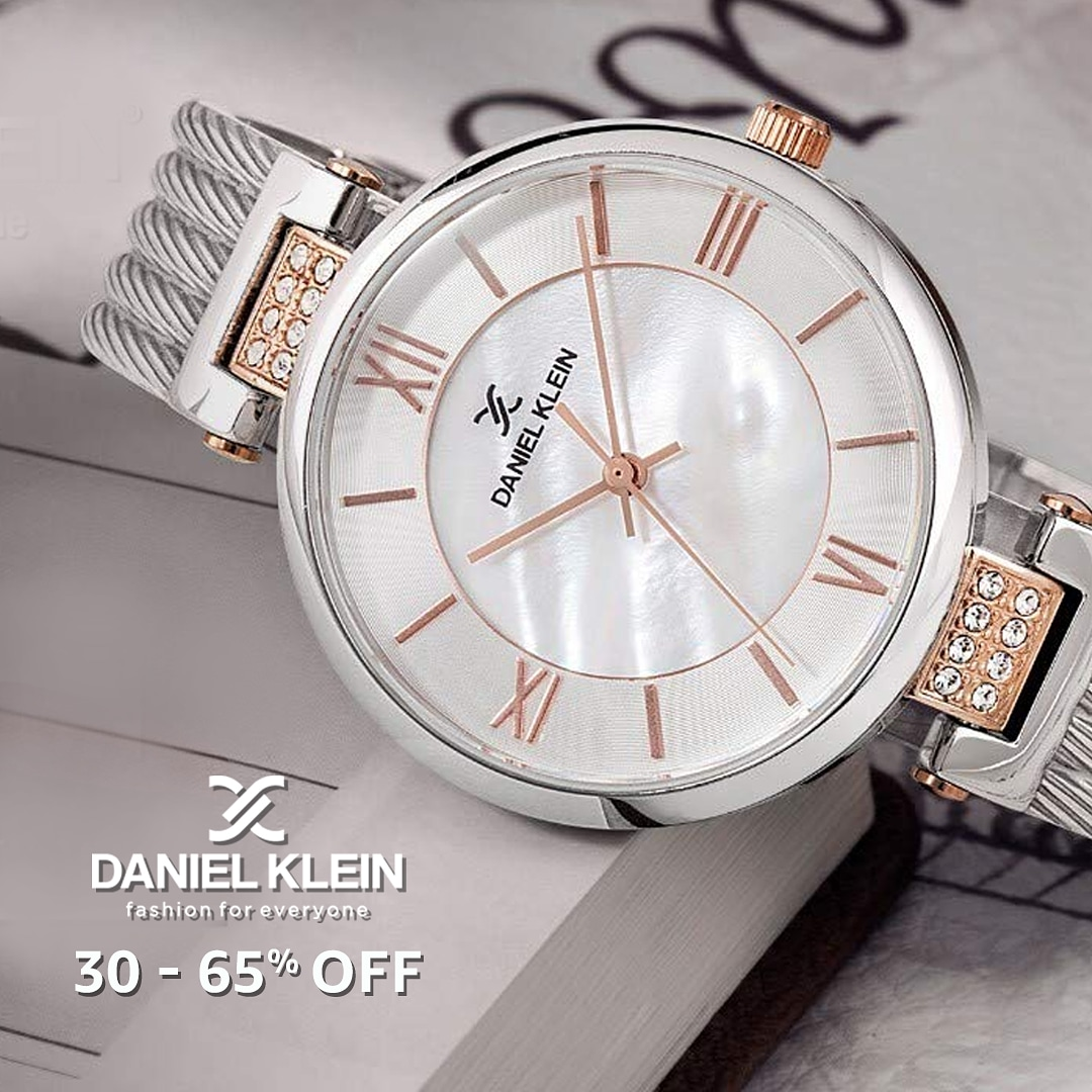 Add some glits & glamour to your life with stunning wristwatches from @DanielKleinIND! Shop now during the #WatchOutSale & get them at 30%-65% off only on #AmazonFashion:   #Watches #Timepiece #WristWatch #Sale #Discount #AmazonFashion #HarPalFashionable