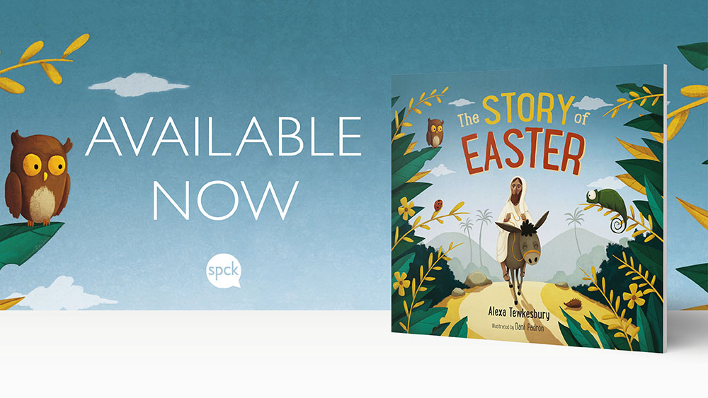 Available now! 📚 The Story of Easter by @AlexaTewkesbury The Story of #Easteris the perfect way to introduce kids to the #Bible story that lies at the heart of the #Christian faith. okt.to/gGHJqE