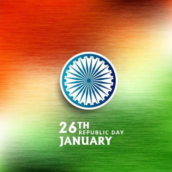 Happy Republic Day! 🇮🇳