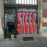 Image for the Tweet beginning: Yo I got mad... — #london #graffiti