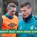 Image for the Tweet beginning: Personal-Update: Der SV #Werder Bremen