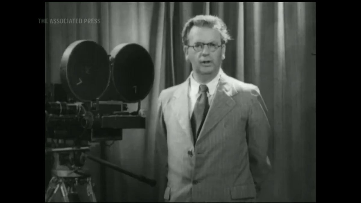 ON THIS DAY - In 1926, Scottish inventor John Logie Baird demonstrated his television system in London. #OnThisDay