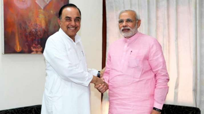 "@Swamy39 @singhaluc @SamantarayD Archives:  ""Declare Modi as PM candidate!"" Janata Party President, Dr. Subramanian @Swamy39 tells BJP (July 27, 2013) 🌟🌟   'Had I been in the BJP's place, I would have immediately declared Modi as my party's PM candidate...."" Dr. @Swamy39 said.. 🌟🌟"