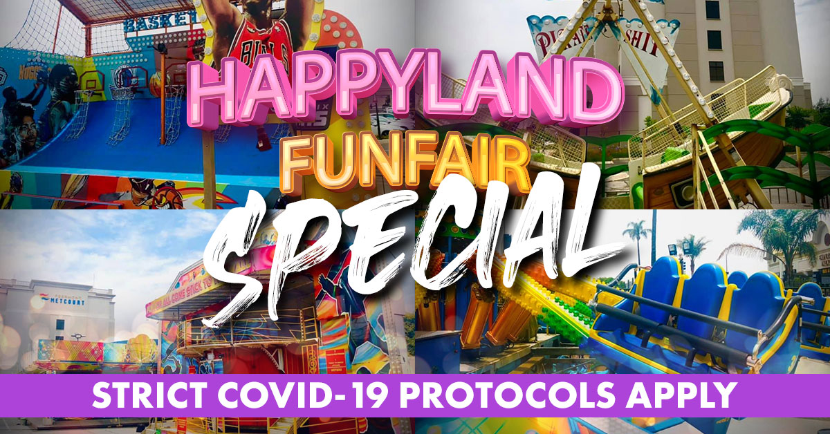 𝗧𝗵𝗶𝘀 𝗙𝗿𝗶𝗱𝗮𝘆 𝗢𝗡𝗟𝗬! Special at Happyland FunFair. Make it a weekend to remember, before school starts - buy an armband for R200 and ride as much as you like! #tuesdaymotivation #Funfair #Bargain #keepgoing  Ts & Cs | Excludes Bumper Cars  Info:
