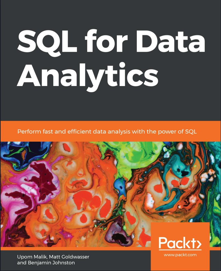Working on a business intelligence project so I'm reading this book. My goal is to start and conclude it today. It's 311 pages. #SQL #Database #DataAnalytics #ELT #PostgreSQL https://t.co/tquObAxdS2 https://t.co/mYkIkoczYp