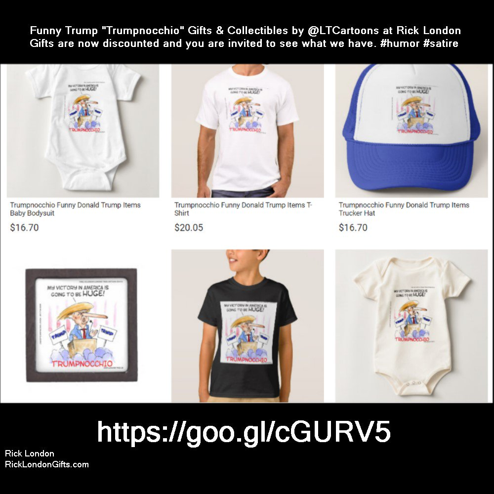 The Original #Trumpnocchio by @LTCartoons #Sale! @LTCartoons #Giftshop @zazzle offers #exclusive @LTCartoons #Unforgettable #valuable & very #funny #gifts at big #discounts and daily #deals See #discountcode on product pages  #humor #impeach #resist