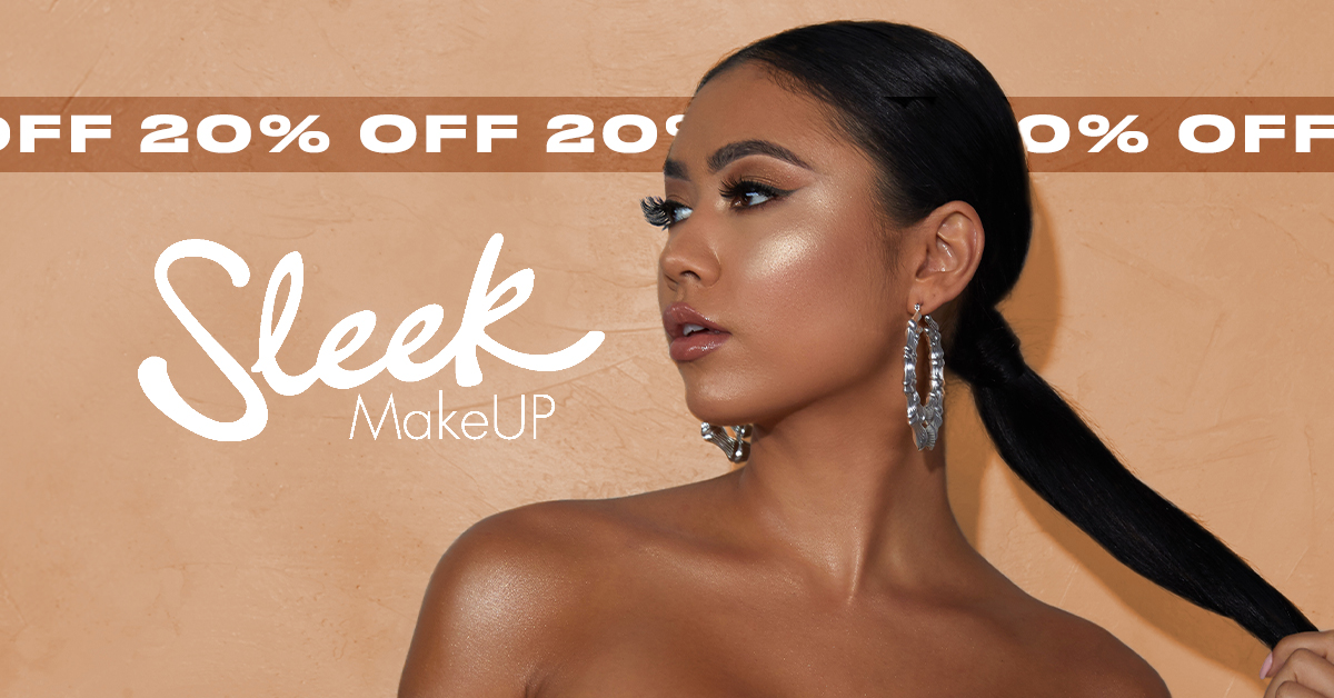 Shop 20% off @SleekMakeUP on site here 🤩👉 bit.ly/3omPr9C
