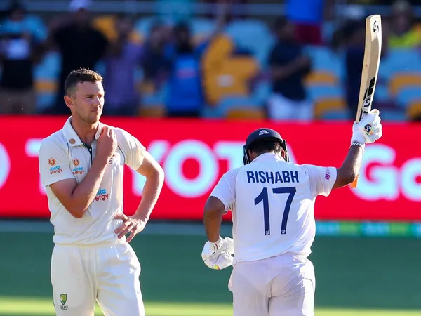 Saini was running on one leg: Rishabh Pant recalls hitting winning runs against Australia in Gabba thriller  Read: