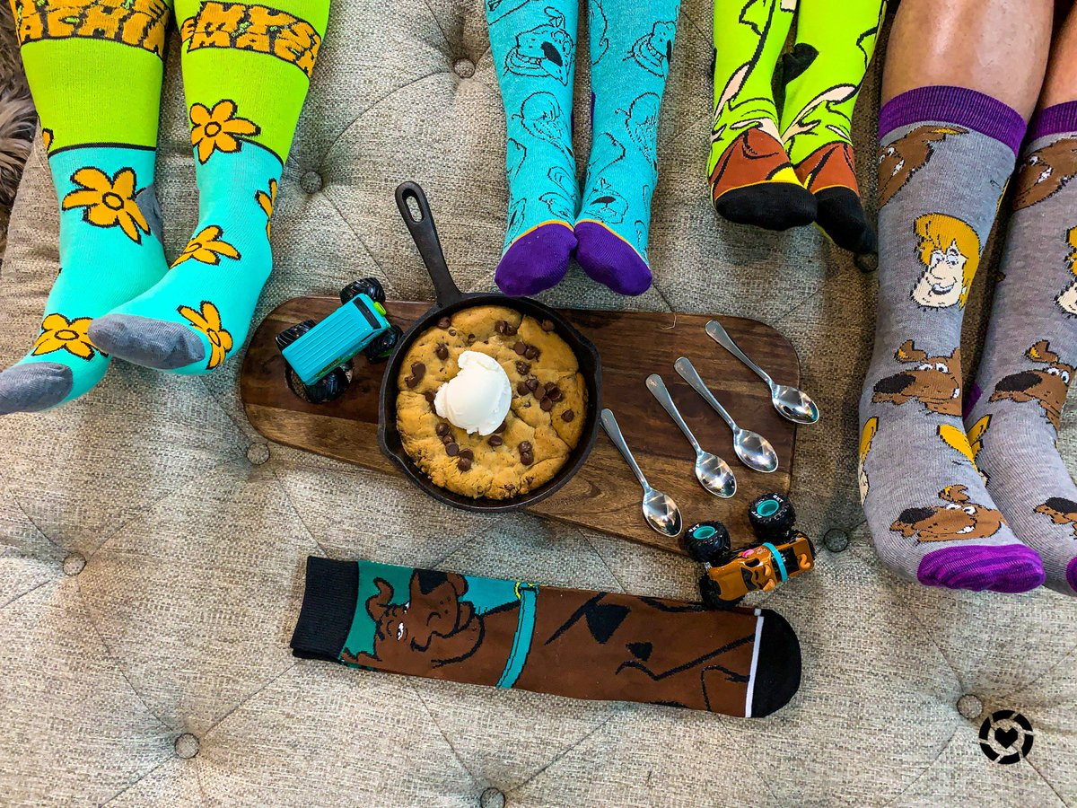 Movie night isn't complete without matching Scooby Doo socks. #Socks #ScoobyDoo #ScoobMovie  Follow me in the @LIKEtoKNOW.it shopping app, shop this post and get my exclusive app-only content! #liketkit #LTKfamily #StayHomeWithLTK #LTKkids @liketoknow.it