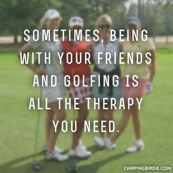 After the last year we've had, we're all going to need some friend therapy this summer. Are you dreaming of summer and warm weather like we are? #ThursdayThoughts #minigolf #puttputt #puttsandmore
