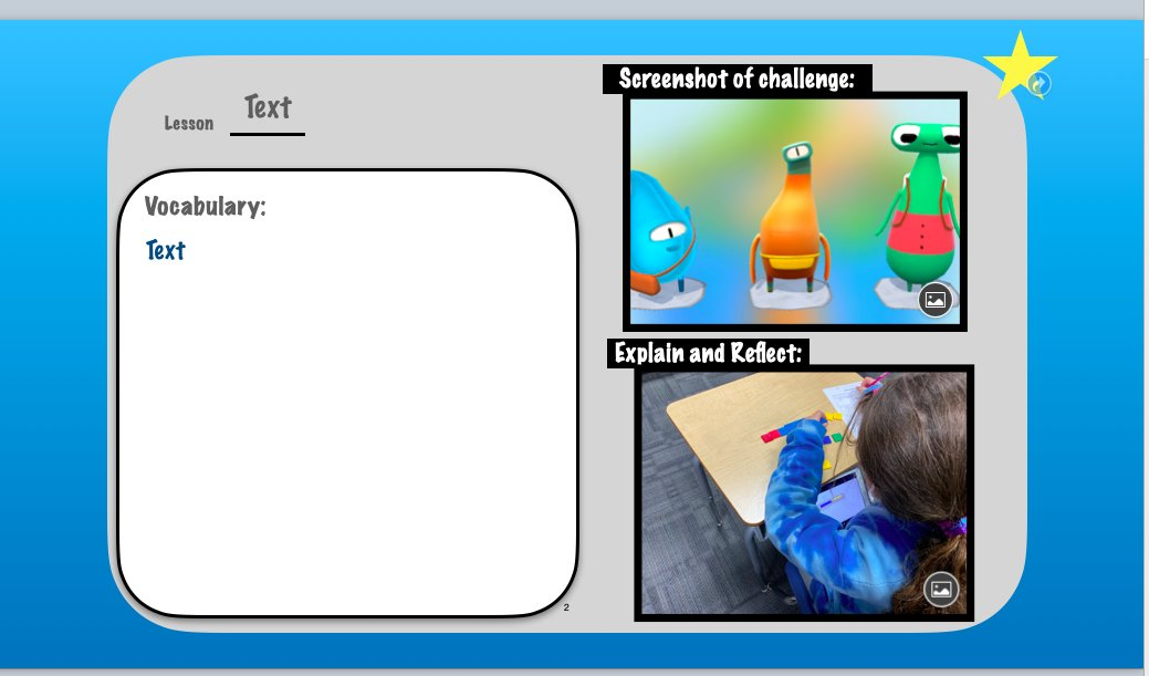 Yay for coding class! I could see the smiles of my students (even under their masks!). Also created master slide in keynote for students to show their learning. #everyonecancode #everyonecancreate #aklearns @SwiftPlayground @kpbsd @AppleEDU