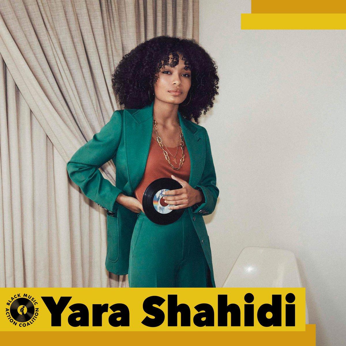 #BlackArtistMatter #BlackLivesMatter #BMAC #YaraShadidi @YaraShahidi