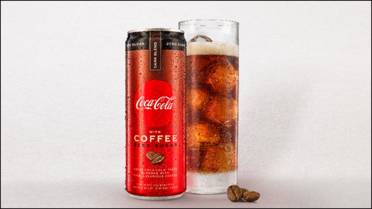 Not your average joe: Coca-Cola with Coffee has arrived