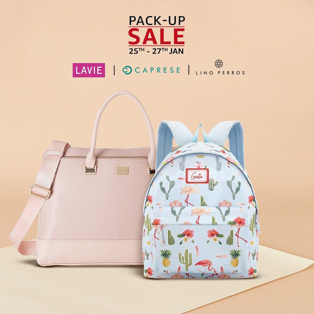 What is that stylish add-on you can't do without? The handbag! Explore stylish handbags & more at Amazon Fashion's #PackUpSale:   . . #Handbags #Luggage #Suitcase #Backpacks #Sale #Discount #AmazonFashion #HarPalFashionable