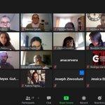Image for the Tweet beginning: Hoy participamos en la reunión