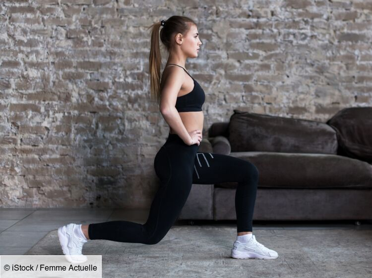 Quelques exercices #fitness efficace !