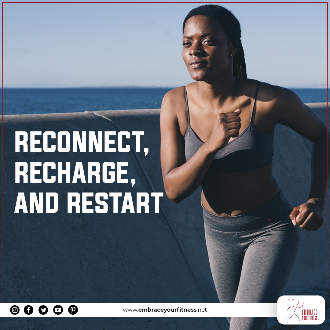 Reconnect with yourself, take charge of your thoughts  and restart your wellness journey. Lisa Charles is a life coach will help you throughout your journey to success.  #EmbraceYourFitness #Fitness #MotivationalSpeaker #fitnessjourney  #fitnesslife #Motivation #fitnessgoals